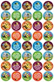 Thinkerbee Kindness Stickers for Kids from Pediatric Psychologist Dr. Lynne Kenney and Bloom Your Room