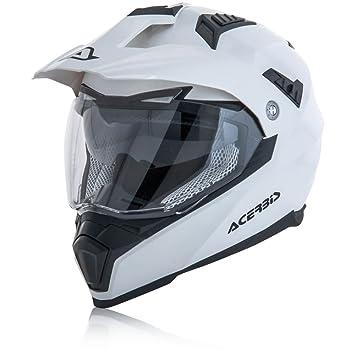 Acerbis Casco Flip fs-606 blanco XL (integral)/Helmet Flip fs-