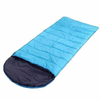 SUHAGN Saco de dormir La Primavera Y El Otoño Viajar Outdoor Camping Bolsa De Dormir Tipo