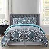 Truly Soft Everyday Design Quilt Set, Full/Queen, Kalen