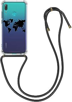 kwmobile Funda con Cuerda Compatible con Huawei P Smart (2019): Amazon.es: Electrónica