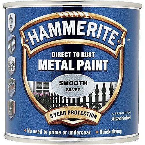 Hammerite Peinture métal–Lisse