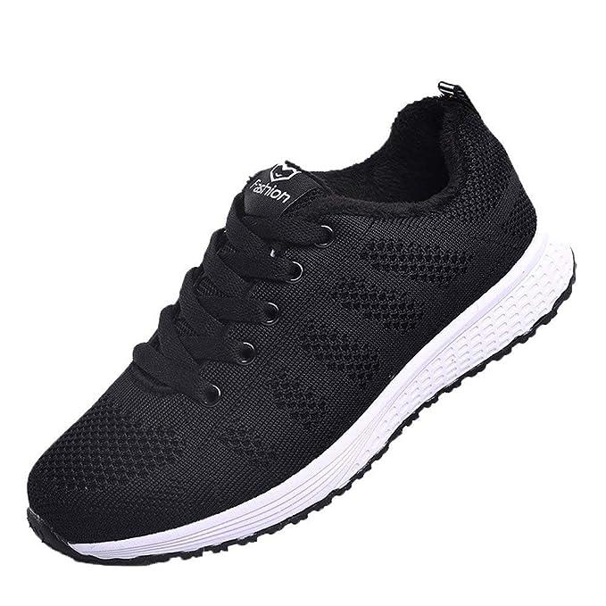 free shipping ed5ff cb3f5 BaZhaHei Yoga Sneakers Donna Colori Misti,Eleganti Scarpe Sportive Ragazza  Casual Traspirante Soft Slip-On Scarpe da Corsa Running Shoes con Sportive  ...