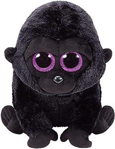 Ty 37144 George Gorilla-Boo MED, Multicolored