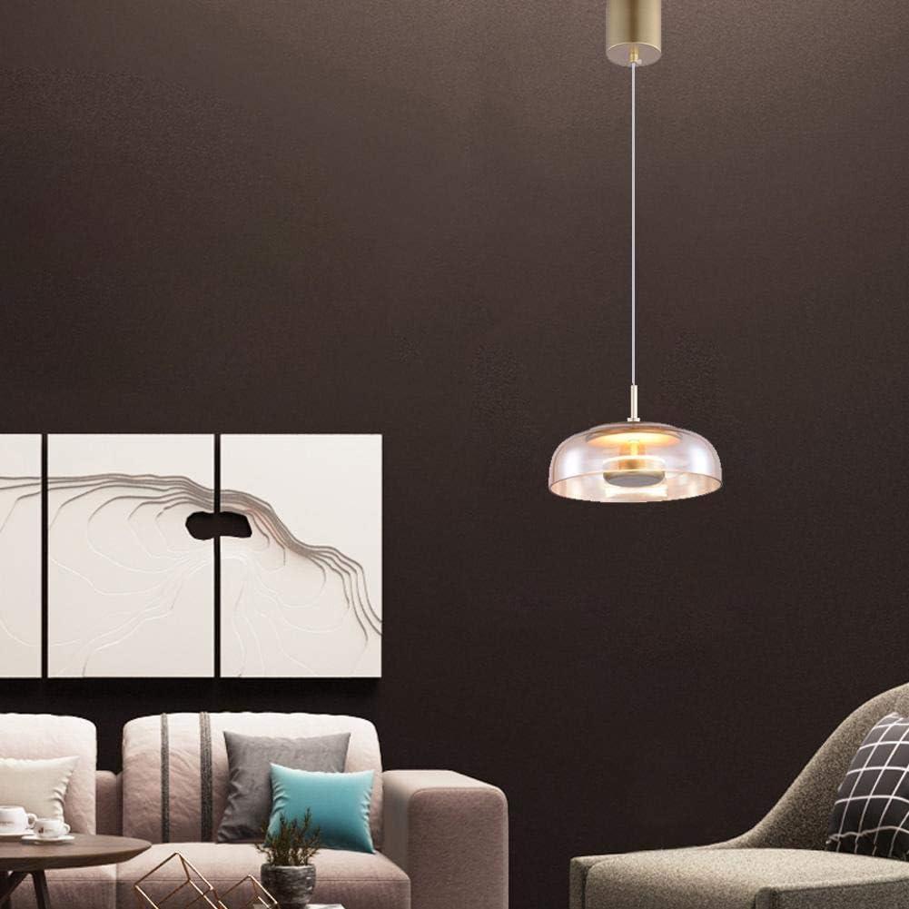 Pendant Lighting Vintage Ceiling Hanging Lamp Fixture 100-250V 8W Modern Sample High Brightness LED Pendant Light Adjustable for Bar Balcony Kitchen Bedroom Living Room Corridor Hotel