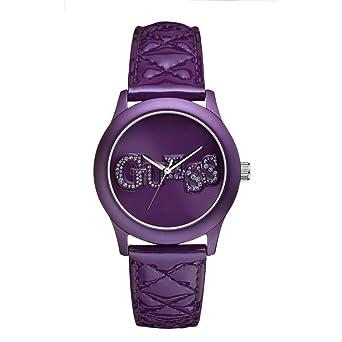 chaussures femme violette