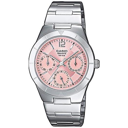 59a486d1a28dd Casio Collection Women's Watch LTP-2069D-4AVEF: Casio: Amazon.co.uk ...