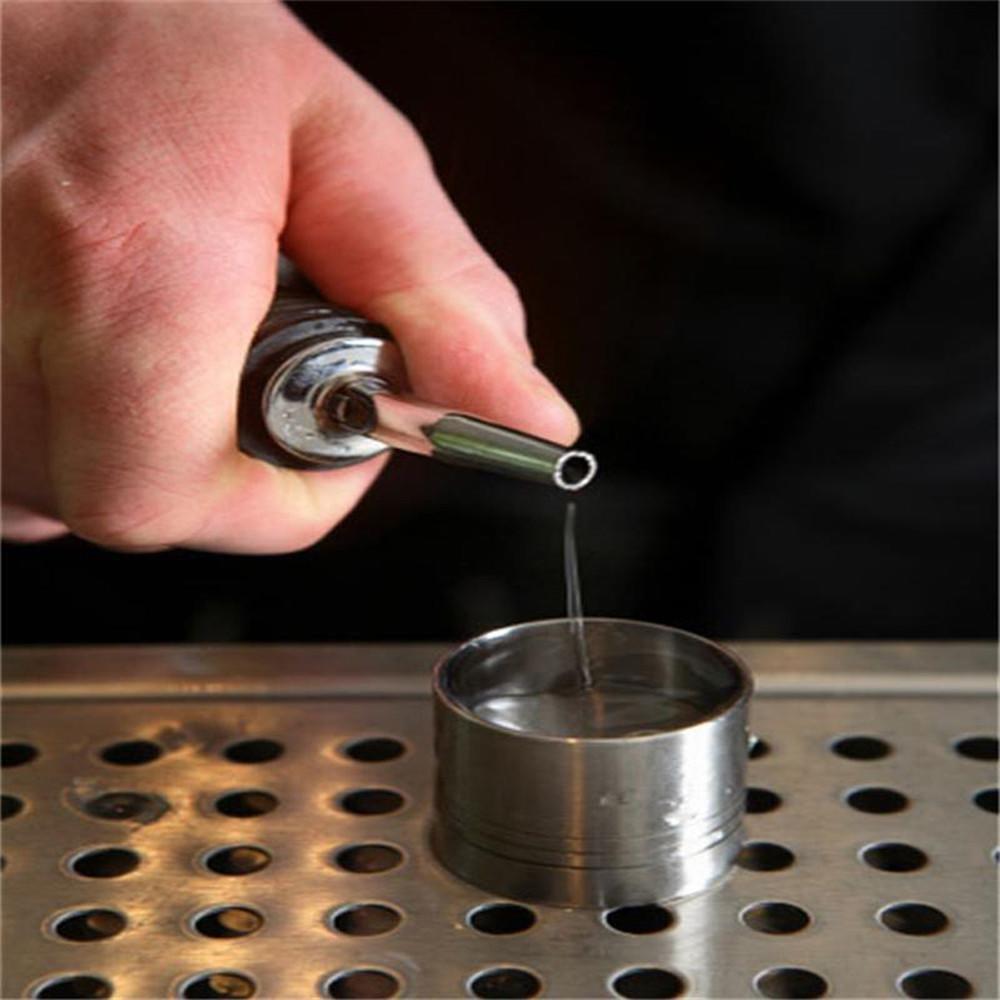 FTXJ Stainless Steel Cap Liquor Spirit Pourer Cocktail Wine Stopper (B) by FTXJ (Image #5)