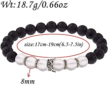 Amazon.com: ISAACSONG.DESIGN - Juego de pulseras elásticas ...