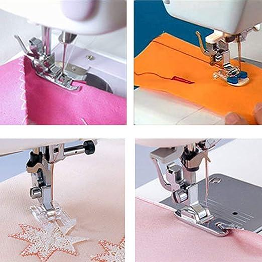Máquina de coser Prensatelas Accesorios para el hogar Multifunción ...
