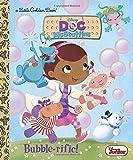 Bubble-rific! (Disney Junior: Doc McStuffins) (Little Golden Book)