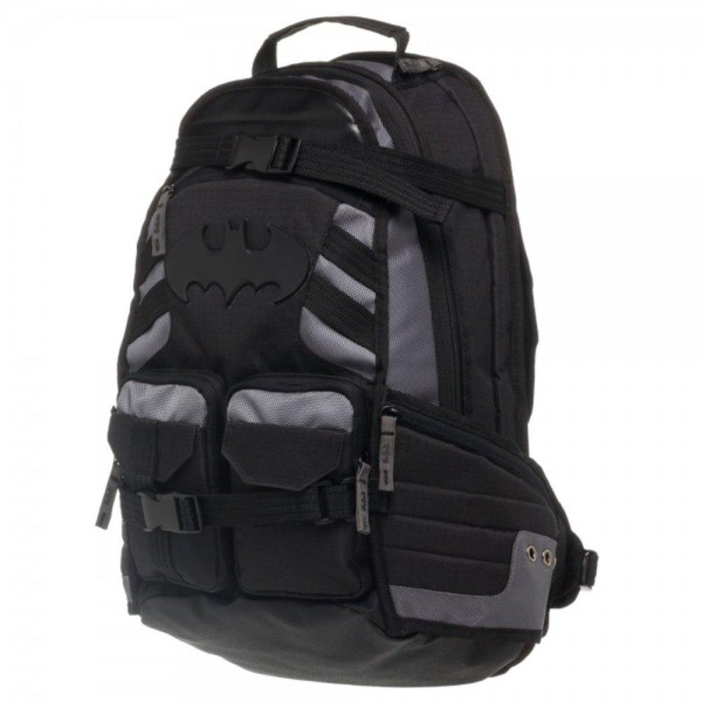 DC Comics Batman with Logo Black Tactical Backpack cheap