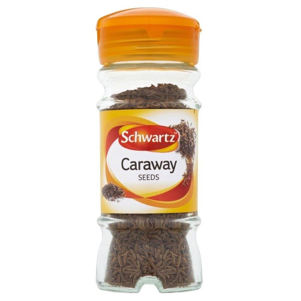 Schwartz Caraway Seed (38g)