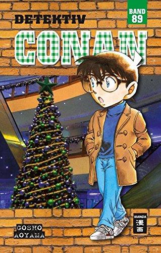 Detektiv Conan 89 Taschenbuch – 6. Oktober 2016 Gosho Aoyama Josef Shanel Egmont Manga 3770492277
