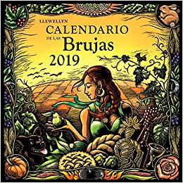 Calendario de las Brujas 2019 (AGENDAS): Amazon.es ...