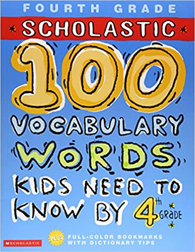 Amazon.com: 100 Vocabulary Words Kids Need to Know by 4th Grade ...