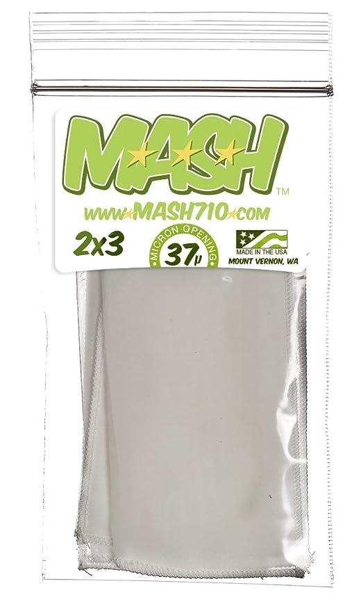 Desconocido MASH 37U 10 unidades bolsas de resina, 2x3 ...