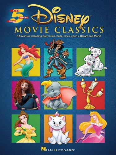 Disney Movie Classics (Five Finger Piano) pdf epub