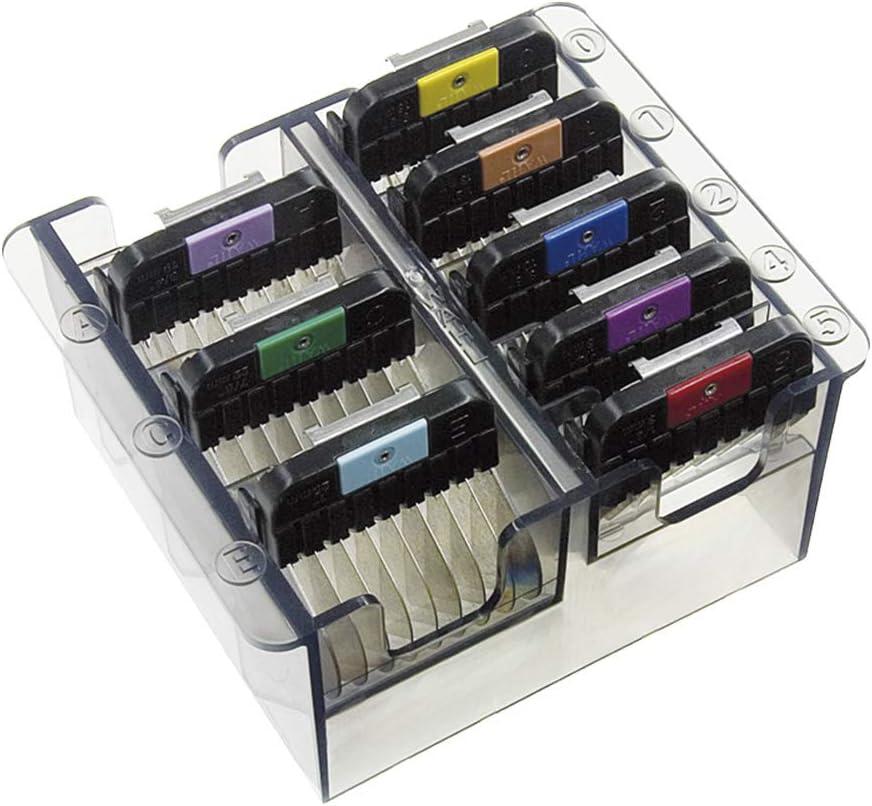 Creativalarghezza del Set di Taglio : 46 mm//Lunghezze di Taglio : 0 Super Groom 5 mm WAHL Testina a Denti Super Fini per Bravura