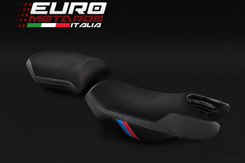 BMW R1200RS 2016 Luimoto Motorsports Tec-Grip Seat Covers Front & Rear New
