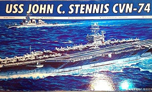 - Trumpeter USS John C. Stennis CVN-74 1/700 Scale