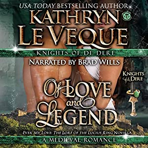 Of Love and Legend Audiobook