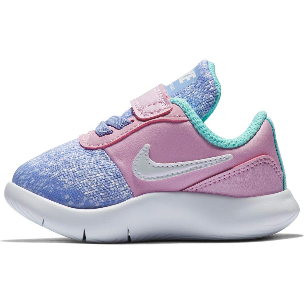 Nike Girls 4-10 Flex Contact Unicorn Sneakers
