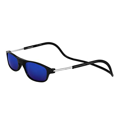 094591146264 Silver Kartz Wrap Around Unisex Sunglasses (wy111|55|Mercury Blue ...