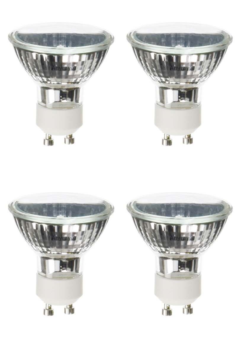 (4)-Pack for Range Hood Kitchen 50W Light Bulbs 50-Watts Anyray