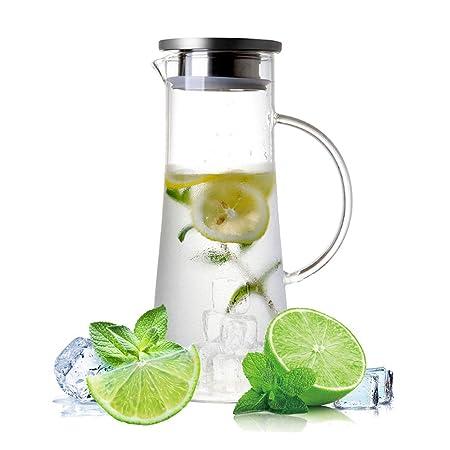 La botella de agua de vidrio, la seguridad de microondas y ...