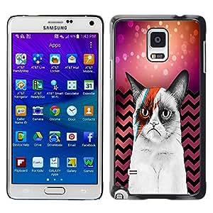 Dragon Case - FOR Samsung Galaxy Note 4 - They are so tasty - Caja protectora de pl??stico duro de la cubierta Dise?¡Ào Slim Fit