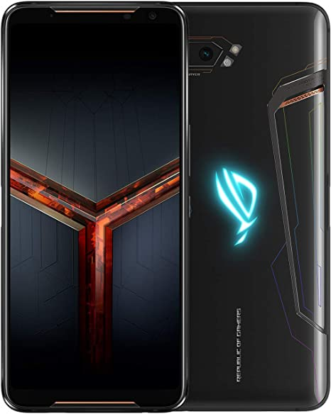 Asus Rog Phone 2 Zs660kl S855p 8g128g Lte Unlocked Dual Elektronik