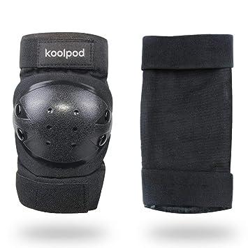 Koopod - Rodilleras 3 en 1 para niños, Rodilleras, Coderas ...