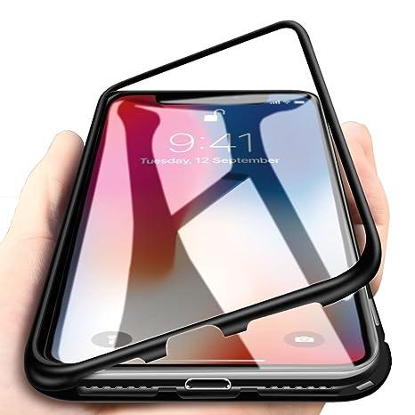 coque iphone xs metal