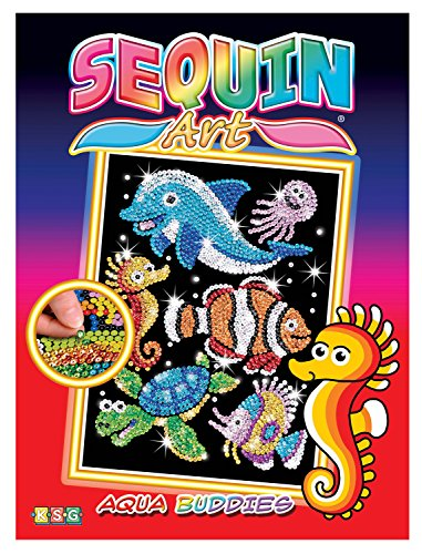 Top 10 recommendation sequins art small world 2019