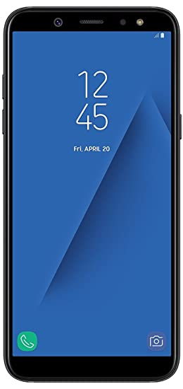 Samsung galaxy a6 black 32gb with offers amazon electronics samsung galaxy a6 black 32gb with offers fandeluxe Choice Image
