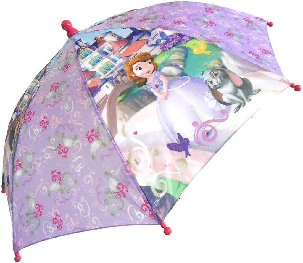 Disney Sofia the First Princess Umbrella 3D Handle
