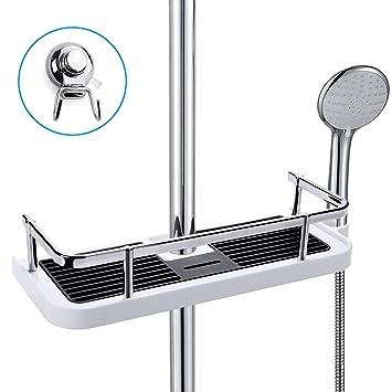 Amazon.com: FANGSUN - Estante organizador de ducha directo ...