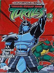 Las Tortugas Ninja Vol. 2: La Llegada de Shredder - Ep. 7 ...