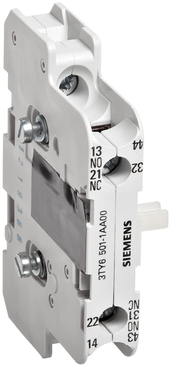 SIEMENS 3TY6500-0A Auxiliary contact blocks Contact kit for 3TB50