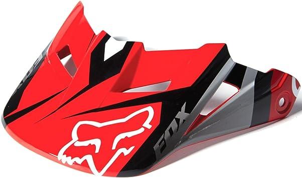 Fox Racing V1 Race 2014 Helmet Visor Red