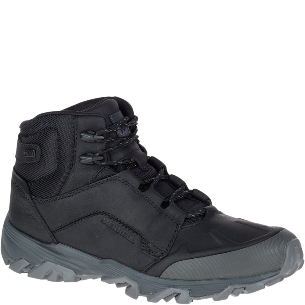 Merrell Coldpack Ice+ Mid Polar Waterproof, Botas Clasicas para Hombre