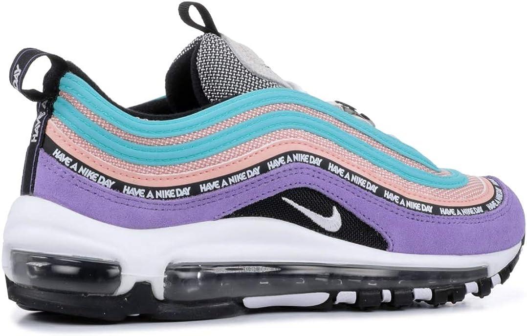 Amazon.com | Nike Big Kids Air Max 97 923288-500 | Fashion ...