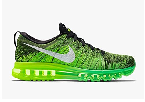 timeless design 1207a 9a882 Image Unavailable. Image not available for. Color Nike Flyknit Max Mens  Running ...