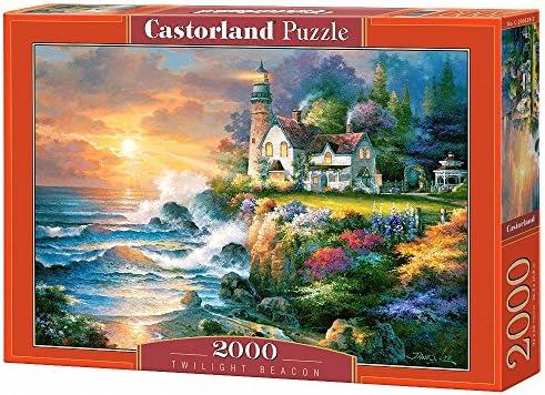 Castorland Twilight Beacon Puzzle CJDKD C-200528-2 2000 Piece