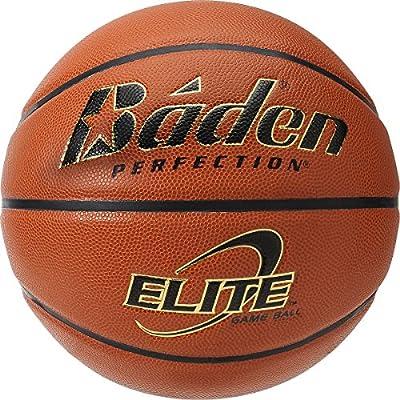 Baden Perfection Elite Men's Indoor Basketball 7 Light Brown