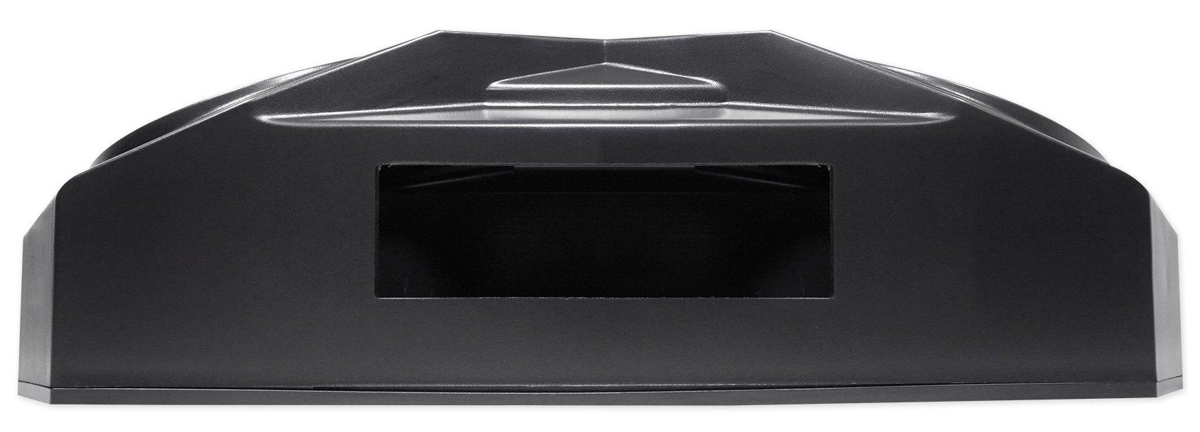 Metra OH-DIN01 6.5'' Overhead Speaker+Receiver Enclosure Polaris RZR/ATV/UTV/Cart by Metra (Image #3)
