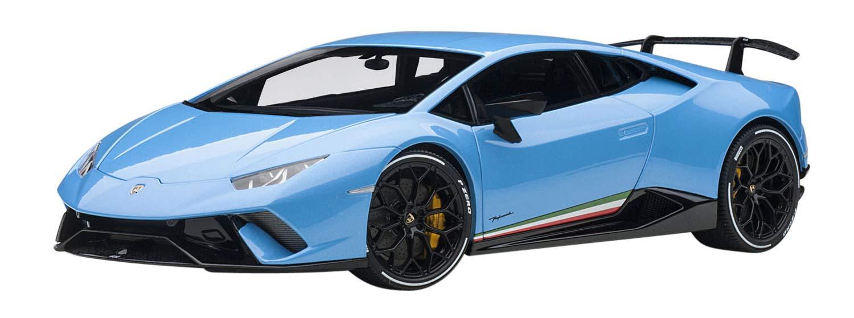 Amazon.com Lamborghini Huracan Performante Pearl Blue with