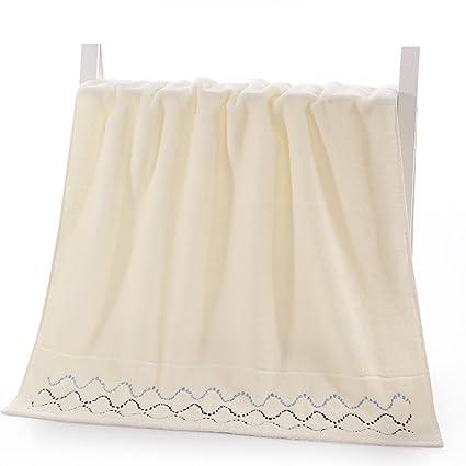 LINGZHIGAN Toalla de baño de algodón puro de gama alta Inicio Adultos Hombres y mujeres Niño
