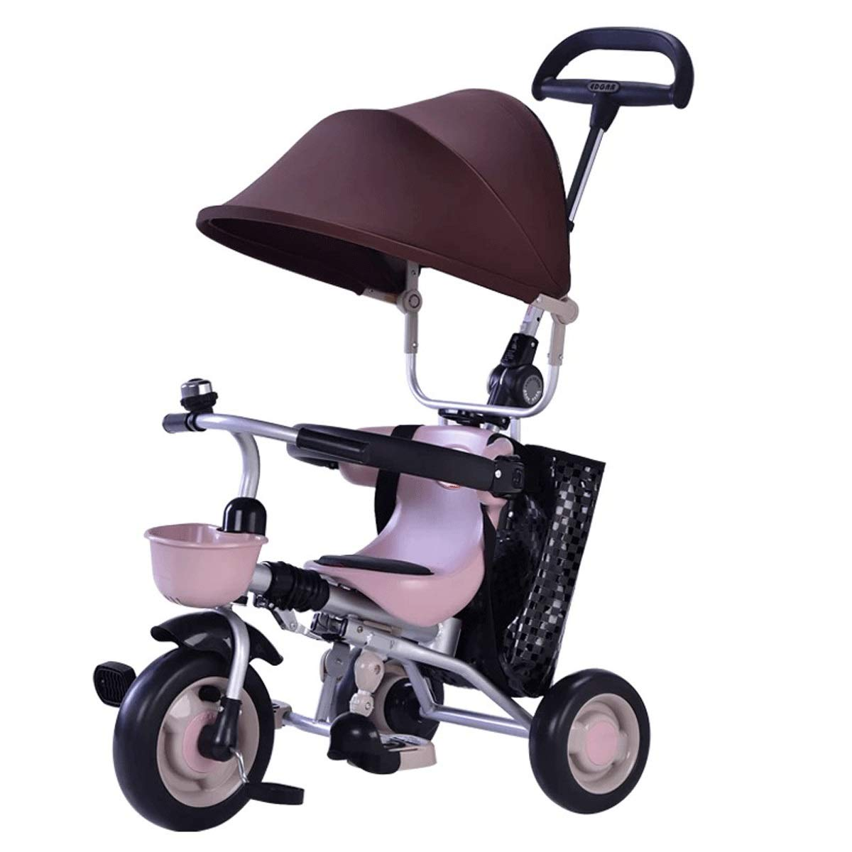 Children's Tricycle Bicycle Baby Stroller Lightweight Folding Baby Child Stroller
